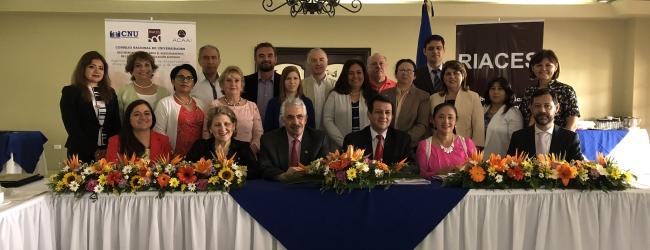 EXITOSA CULMINACIÓN DE LA XVI ASAMBLEA GENERAL DE RIACES REALIZADA EN MANAGUA, NICARAGUA