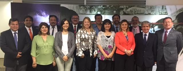 PARTICIPACIÓN DE LA ANEAES EN LA REUNIÓN DE LA RED DE AGENCIAS NACIONALES DE ACREDITACIÓN (RANA) DEL SECTOR EDUCATIVO DEL MERCOSUR, EN BRASILIA