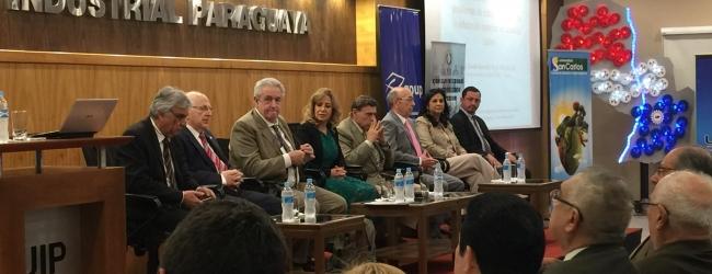 PARTICIPACIÓN DE LA ANEAES EN EL VII FORO DE LA ASOCIACIÓN PARAGUAYA DE UNIVERSIDADES PRIVADAS (APUP)