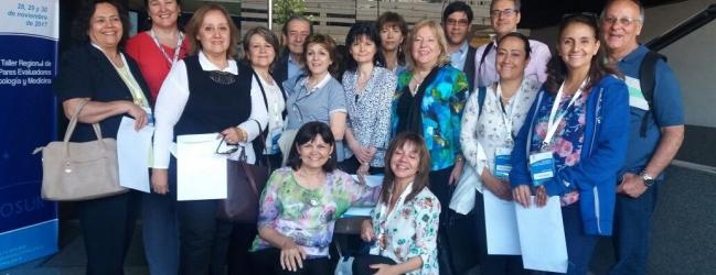 AUTORIDADES DE LA AGENCIA PARTICIPAN DEL TALLER REGIONAL DE FORMACIÓN DE PARES EVALUADORES DEL SISTEMA ARCU-SUR EN BUENOS AIRES, ARGENTINA