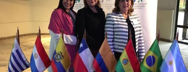 REALIZACIÓN DEL TALLER REGIONAL DE FORMACIÓN DE PARES EVALUADORES DE ENFERMERÍA Y VETERINARIA EN EL SISTEMA ARCU-SUR, EN SANTIAGO DE CHILE